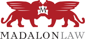Madalon Law Firm Logo
